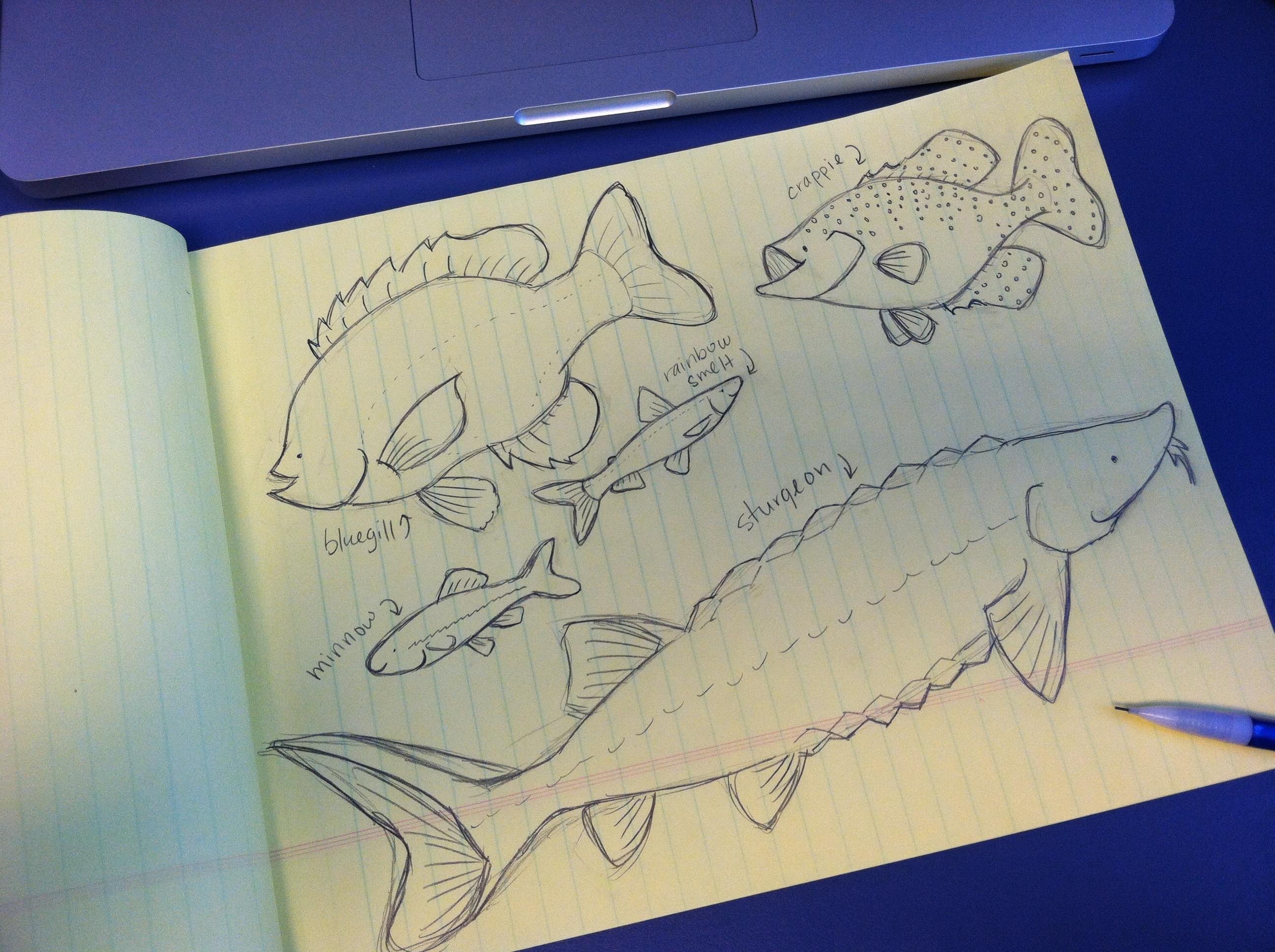 Fish poster 1