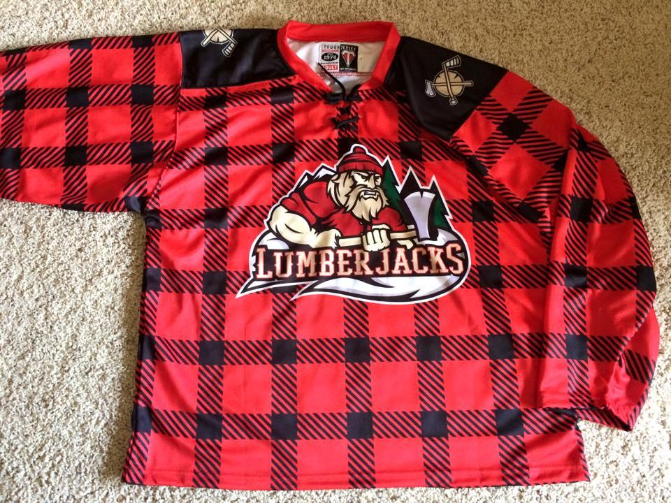 Lumberjacks hockey 2